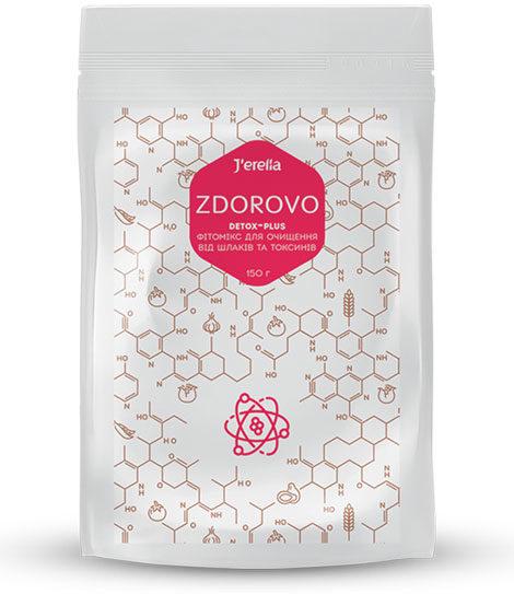 Detox-PLUS. Фитомикс для очистки от шлаков и токсинов