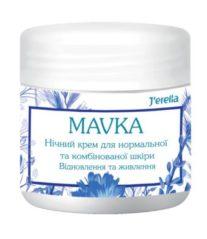 Ночной крем для нормальной и комбинированной кожи. Восстановление и питание